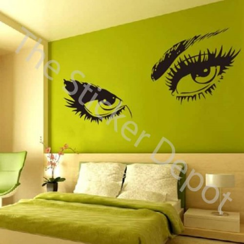 Audrey Hepburn Eyes Wall Sticker