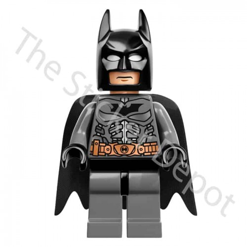 Batman Lego Minifigures Sticker
