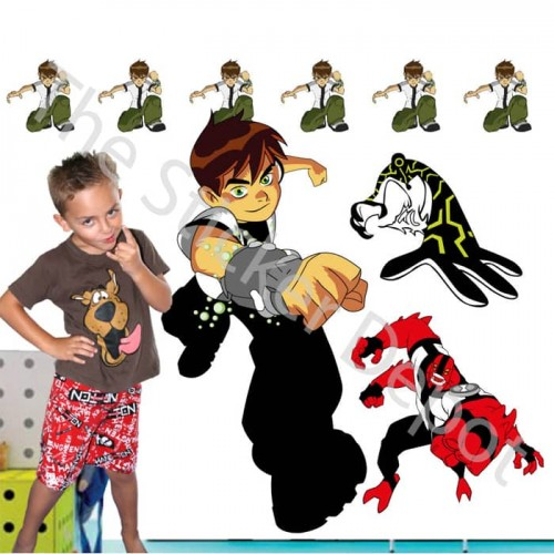 Ben 10 Wall Sticker