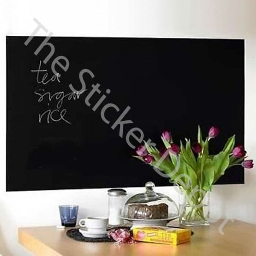 Blackboard Chalkboard Sticker
